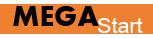 Аккумуляторы MEGASTART
