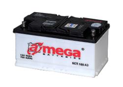 Автомобильный аккумулятор: ( АМЕГА ) A-MEGA 190