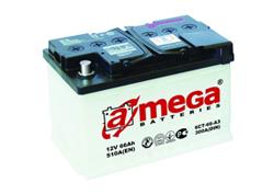 Автомобильный аккумулятор: ( АМЕГА ) A-MEGA 44