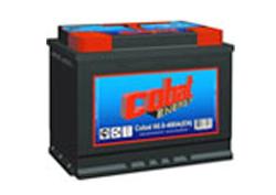Автомобильный аккумулятор: Cobat 6СТ-55