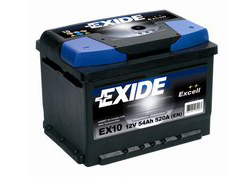 Аккумулятор EXIDE EXCELL