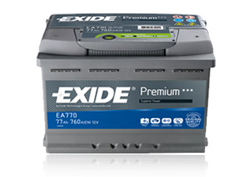 Аккумулятор EXIDE PREMIUM