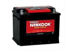 Аккумулятор Hankook.