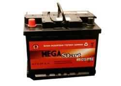 Аккумулятор MegaStart 6СТ-55 АПЗ