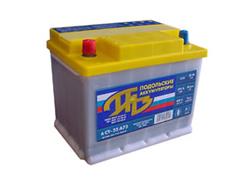 Аккумулятор ПАЗ Стандарт 6СТ-55А7З