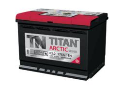 Аккумулятор TITAN (Титан ) Arctic Silver