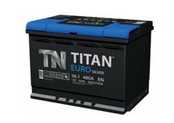 Аккумулятор TITAN (Титан ) Euro Silver