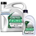Антифриз SINTEC (Синтек) EURO S11/G11
