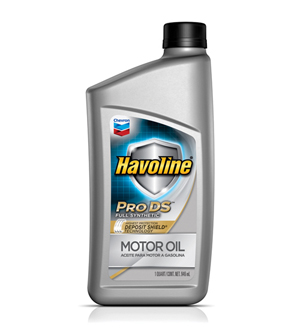 Chevron Havoline Pro DS Full Synthetic 10W-30