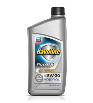 Chevron Havoline Pro DS Full Synthetic 5W-30