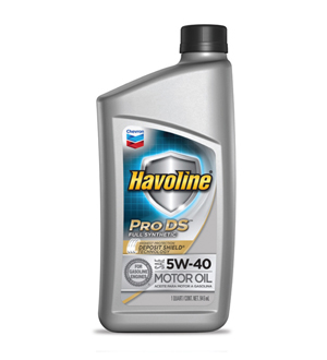 Chevron Havoline Pro DS Full Synthetic 5W-40