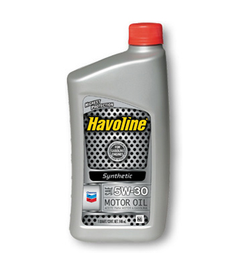 Chevron Havoline Synthetic 0W-20