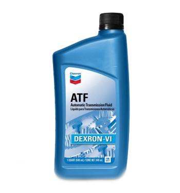 Chevron ATF DEXRON-VI