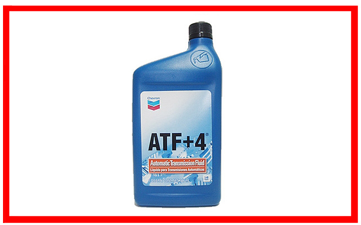 Chevron - ATF +4