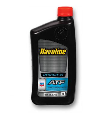 Chevron Havoline ATF DEXRON-VI