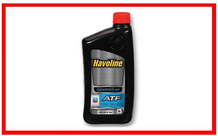 Chevron - Havoline ATF Dexron-VI