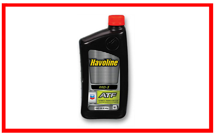 Chevron Havoline ATF MD-3