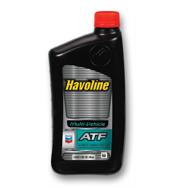 Chevron Havoline ATF Multi-Vehicle