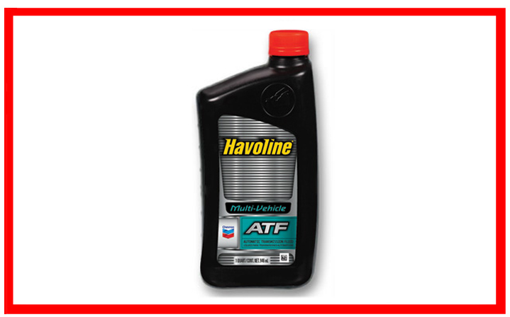 Chevron - Havoline ATF Multi-Vehicle