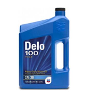 CHEVRON DELO 100 SAE 30