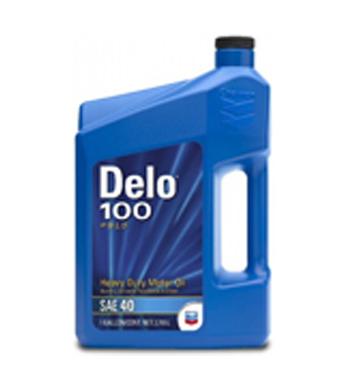 CHEVRON DELO 100 SAE 40