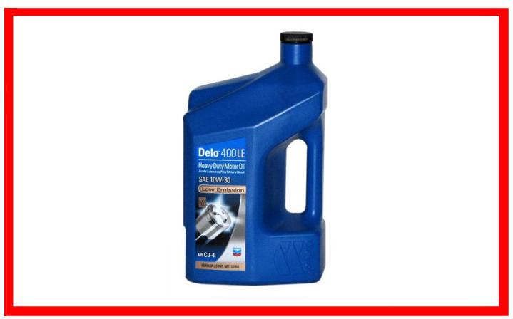 Chevron - DELO 400 LE SAE 10W-30