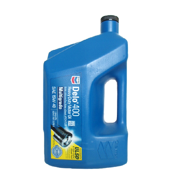 CHEVRON DELO 400 MultiGrade SAE 15W-40