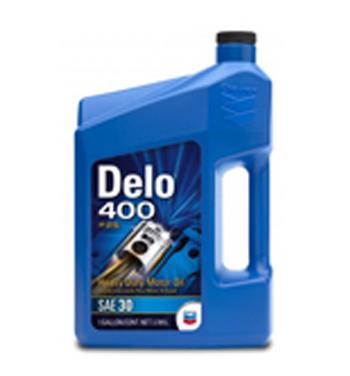 CHEVRON DELO 400 SAE 10W-30