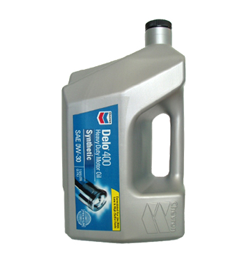 CHEVRON DELO 400 SYNTHETIC SAE 0W-30