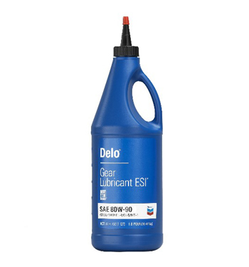 Chevron Delo Gear Lubricants ESI 80W-90