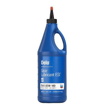 Chevron Delo Gear Lubricants ESI 85W-140