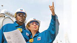 Chevron: достижения компании