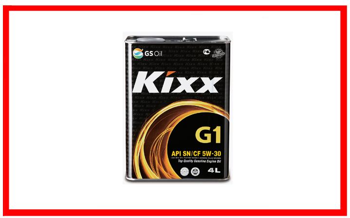 GS Oil - Kixx G1 5w30