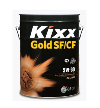 Kixx Gold SF/CF 5w30
