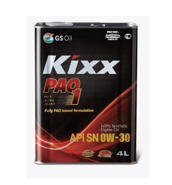 Kixx PAO 1 0w30
