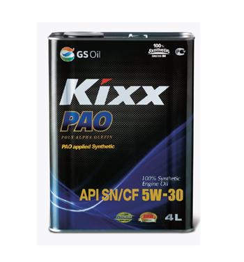 Kixx PAO 5w30