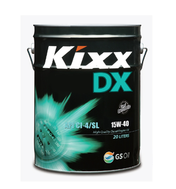 Kixx DX 15w40