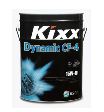 Kixx Dynamic CF-4 5w30
