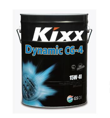 Kixx Dynamic CG-4 15w40