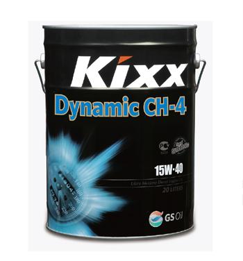 Kixx Dynamic CH-4 10w40