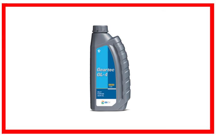 GS Oil - Geartec GL-4