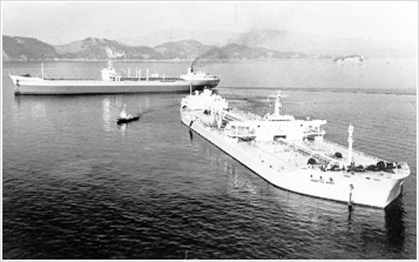 Idemitsu Tanker Co, Ltd создана Nissho Maru (третье поколение), 1962г.