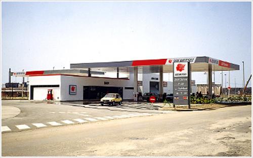 СТО Apollo Idemitsu № 12, самообслуживание станции в Португалии, 1991 г.