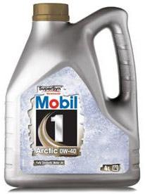Mobil 1 Arctic 0W-40