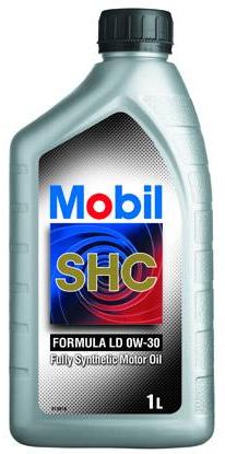 Mobil SHC Formula LD 0W-30