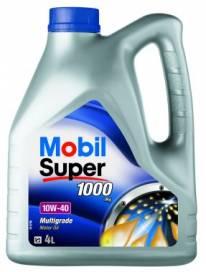 Mobil Super 1000 X1