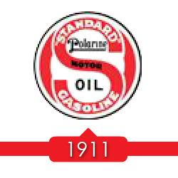 1911 г. - основан бренд Polarine.