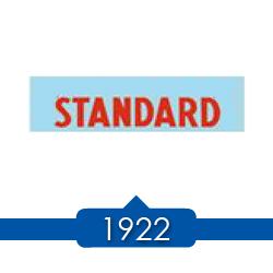 1922 г. - первое использование торговой марки «Standard».