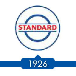 1926 г. - новый логотип «Standard».