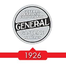 1926 г. - Socony приобретает компанию General Petroleum.